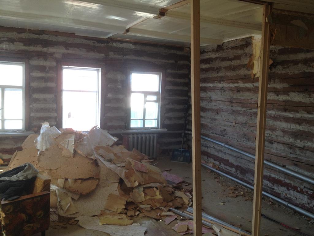 работе внутренняя отделка старого деревянного дома фото омара практически единогласно