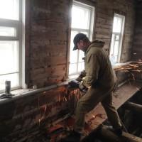 ремонт деревянного дома в Серпуховском районе
