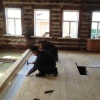 ремонт деревянного дома в Серпухове