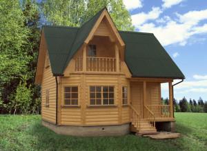 строительство деревянных домов в Серпухове