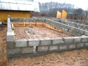 строительство фундамента в Серпухове