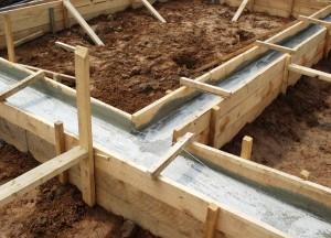 строительство фундамента частного дома в Серпухове